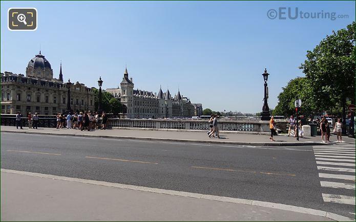 Pont Notre-Dame And Quai De Gesvres