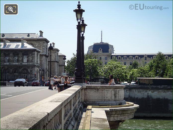 Pont Notre-Dame Bastion