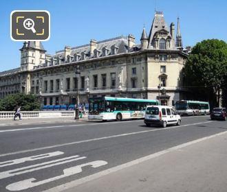 Pont Saint Michel Quai Des Orfevres