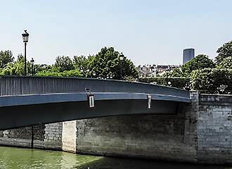 Pont Saint Louis Bridge