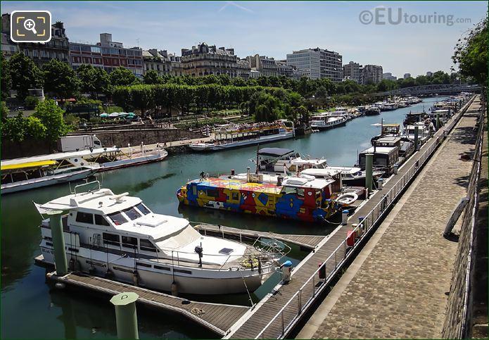 Port De l Arsenal Leisure Marina
