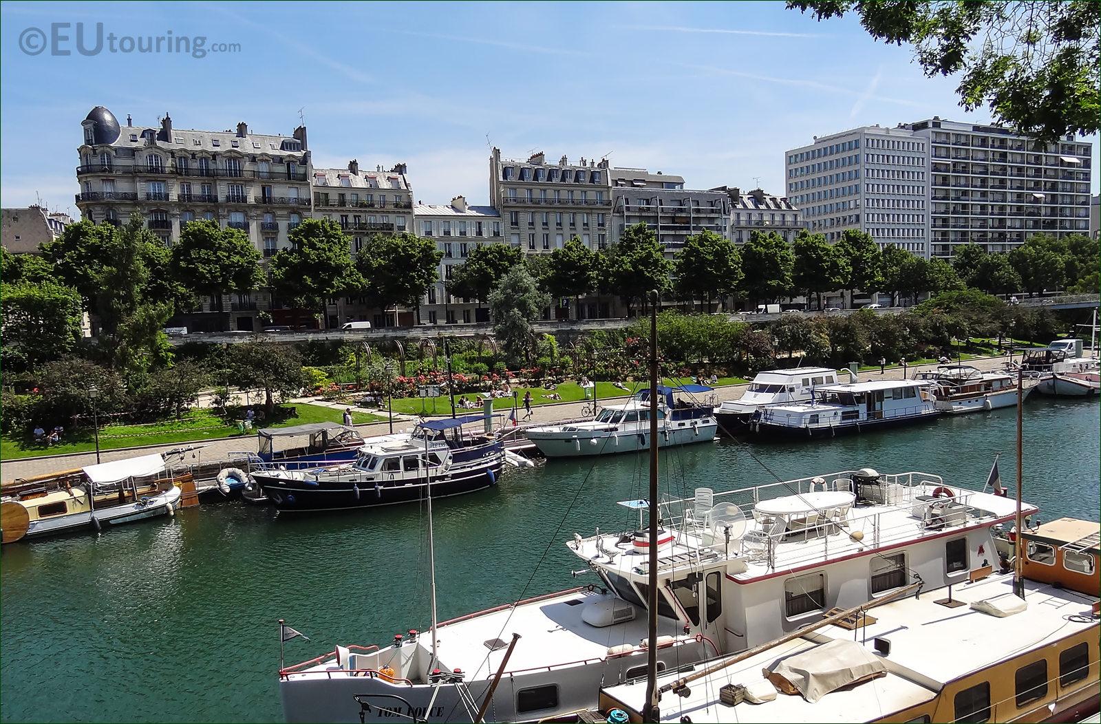 Hd photographs of port de l 39 arsenal in paris france - Port de l arsenal bastille ...