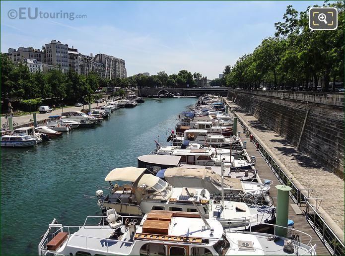 Port De l Arsenal Pleasure Boats