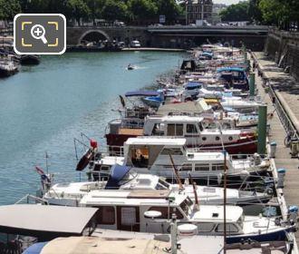 Southern End Port De l Arsenal