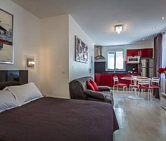 Residence Hotel De l Horlodge Apartment