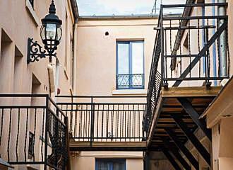 Residence Hotel De l Horlodge Balconyies