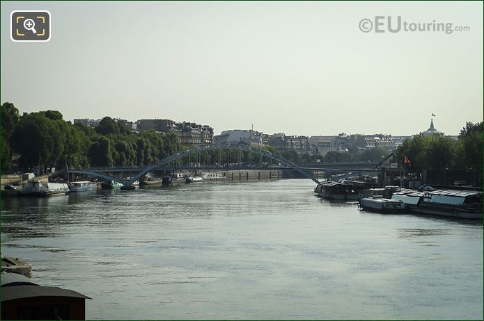 River Seine, Port De La Bourdonnais, Port Debilly