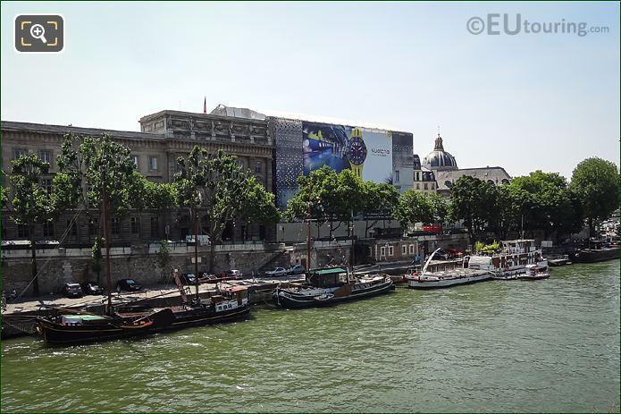 Monnaie De Paris, Quai De Conti, River Seine