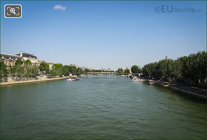 River Seine, Quai Des Tuileries, Port Des Saints-Peres
