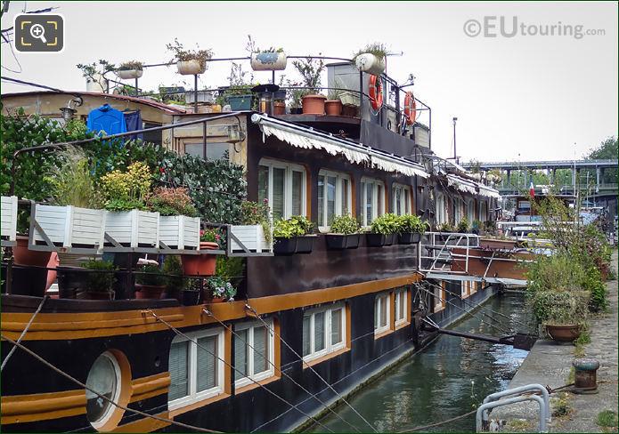 River Seine And Port De Grenelle