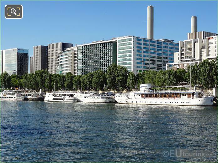Le VIP Paris Yacht River Seine