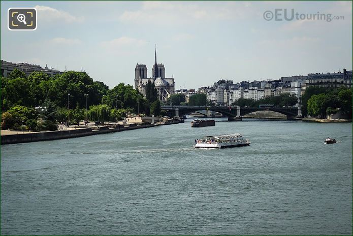 River Seine And Open Air Sculpture Museum