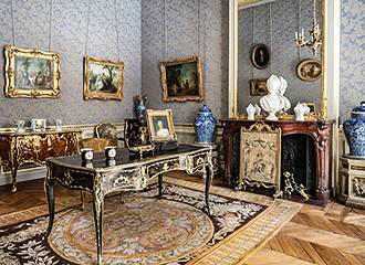 Rooms At Musee Jacquemart-Andre Art Works