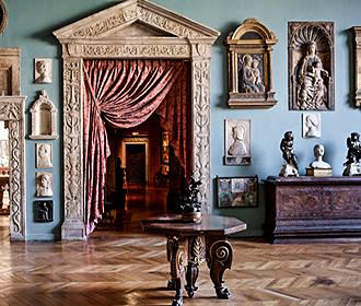 The Jacquemart-Andre Decor