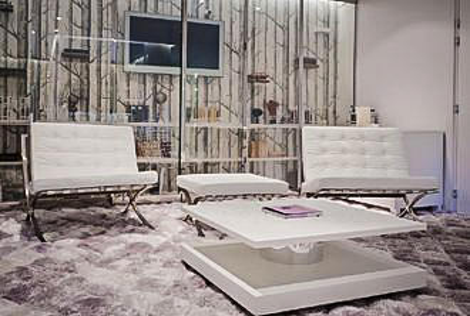 Seven Hotel Paris Bedroom Lounge