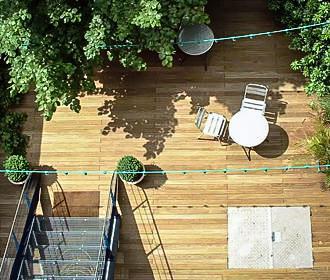 Solar Hotel Garden