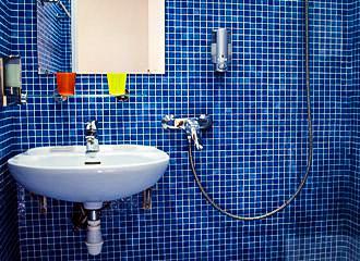 Solar Hotel Bathroom