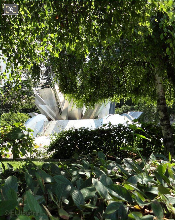 Square Bela Bartok Gardens