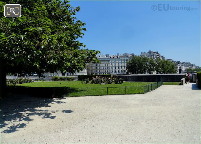 Photo Of Square de L'Ile-de-France