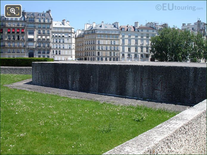 Square De L'Ile-de-France Paris
