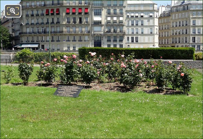 Square De L'Ile-de-France Paris