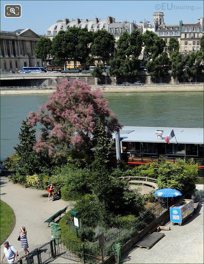 Square Du Vert Galant Garden