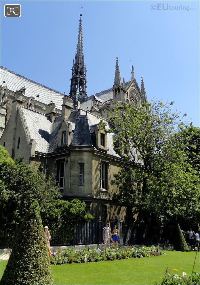 Rectory Next To Square Jean XXIII