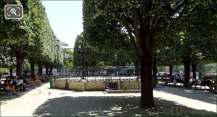 Bandstand In Square Jean XXIII