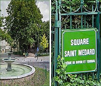 Square Saint-Medard