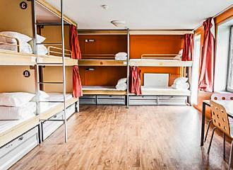 St Christophers Inn Canal Hostel Dormitory