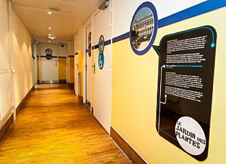 St Christophers Inn Canal Hostel Hallway