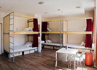 St Christophers Inn Gare Du Nord Hostel Dormitory