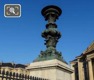 Memorial To Alexandre Massiani Place Du Pantheon