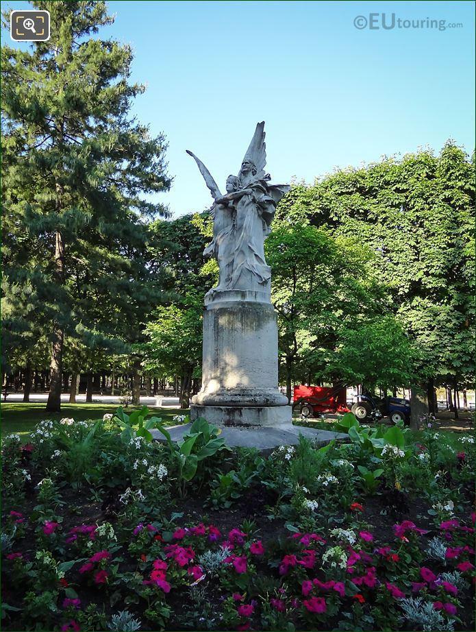 1897 Leconte De Lisle Statue By Denys Puech