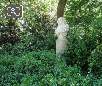 Jardin Du Luxembourg La Comtesse De Segur Monument