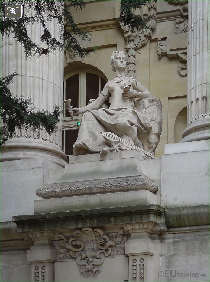 L'Art Asiatique Statue Grand Palais