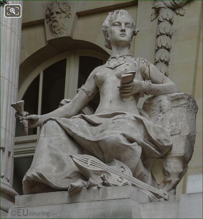 L'Art Asiatique Statue By Georges Bareau