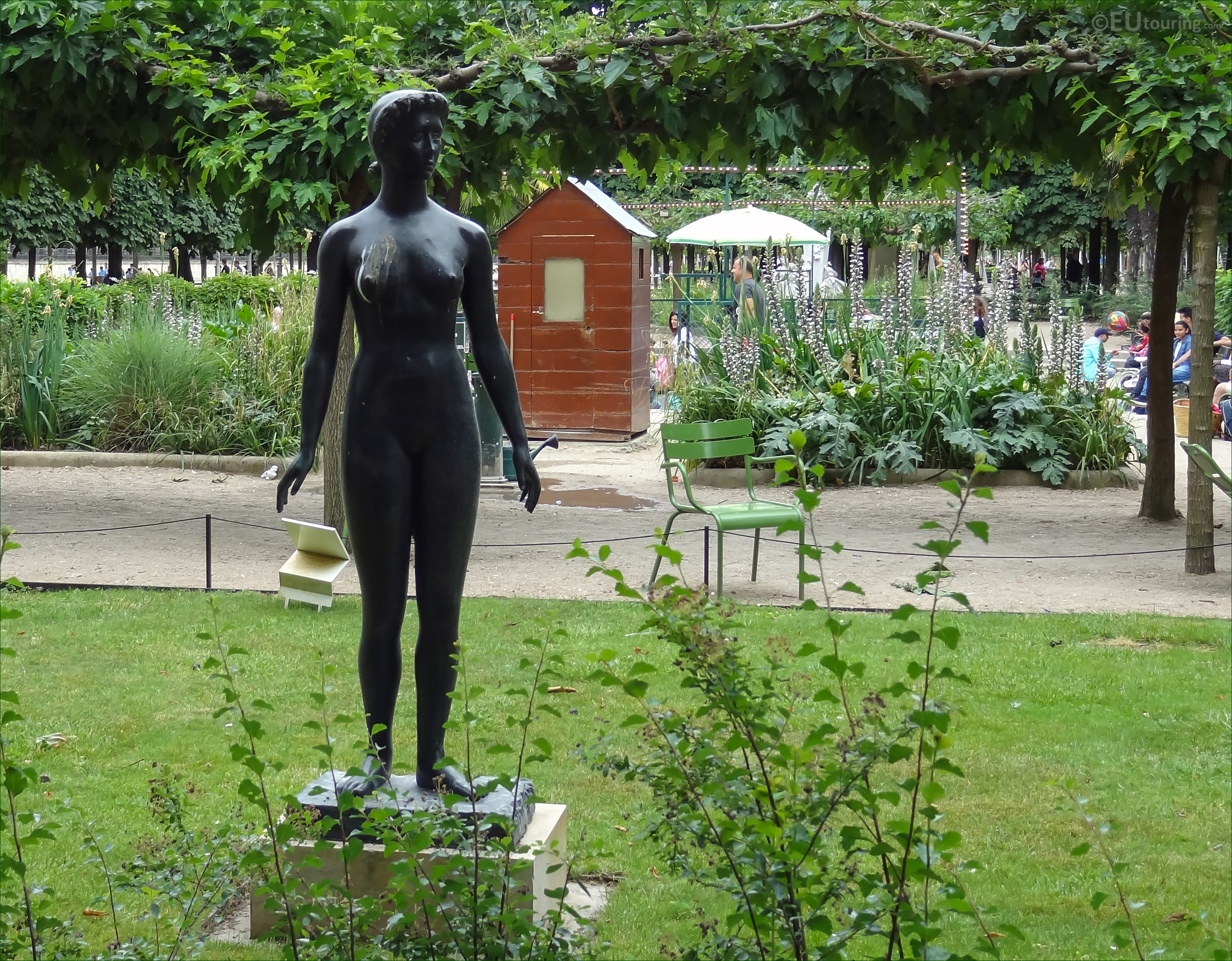 Photos of jeanette statue in jardin des tuileries page 667 - Statues jardin des tuileries ...
