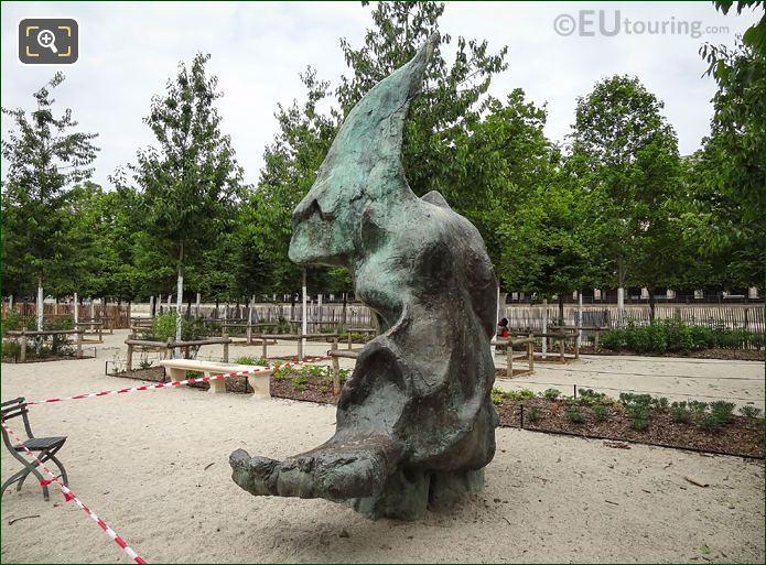 RHS Of L'Ami De Personne Bronze Statue