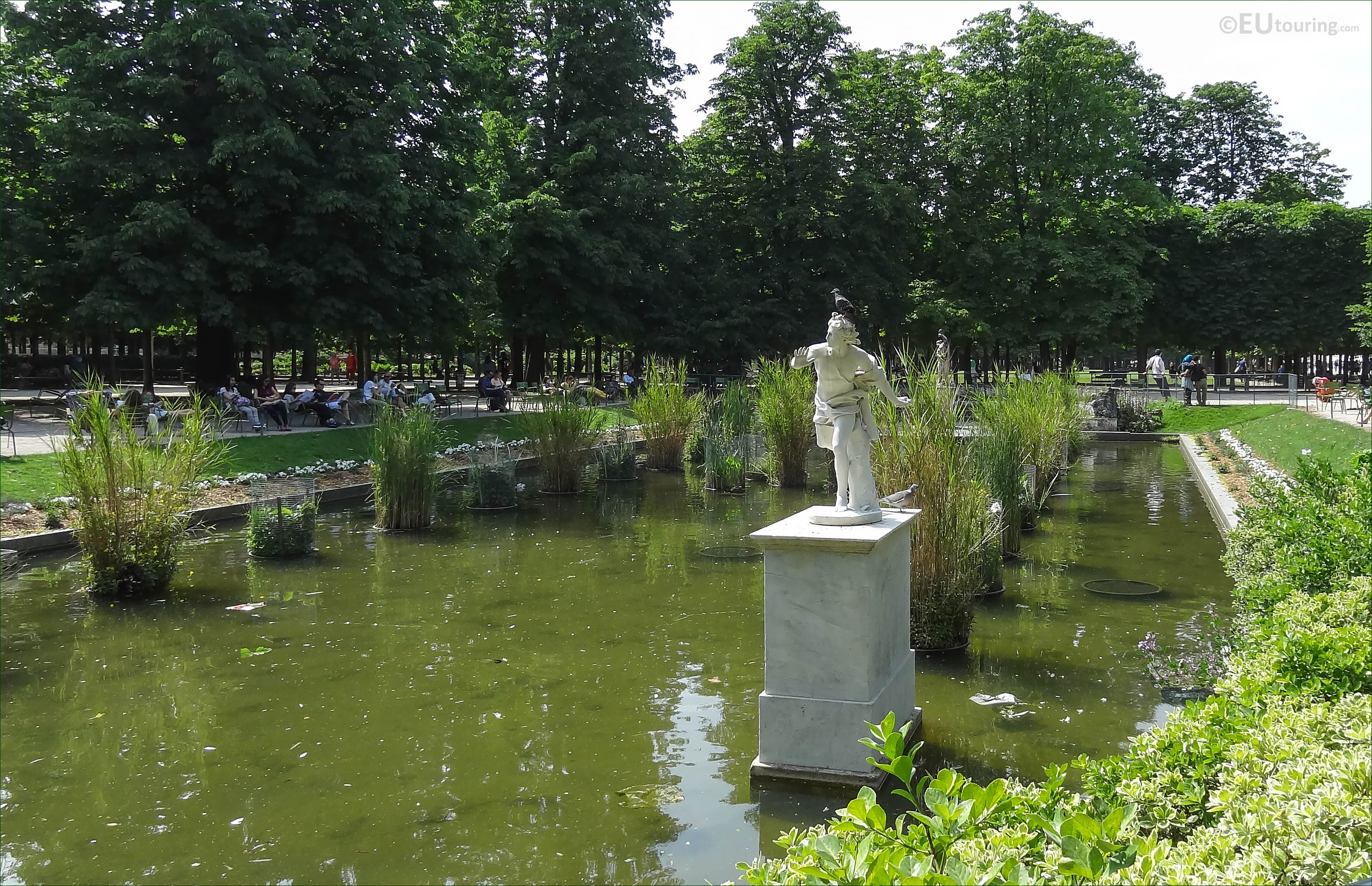 Photos of apollo statue in jardin des tuileries page 714 for Tuilerie jardin