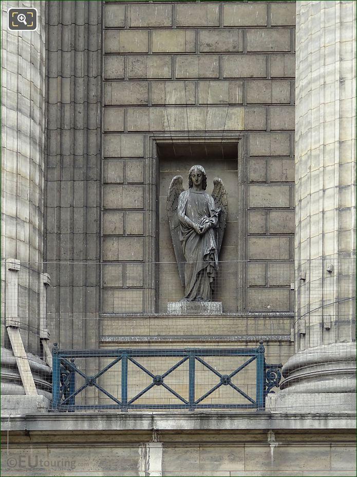 Madeleine Church Statue Of Saint Gabriel