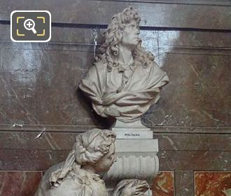 Pierre Mignard And Countess Feuquieres Monument In Eglise Saint-Roch