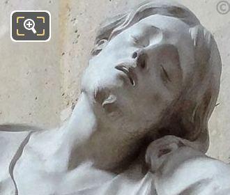 Jesus Au Jardin Des Oliviers Statue By Sculptor Etienne Maurice Falconet