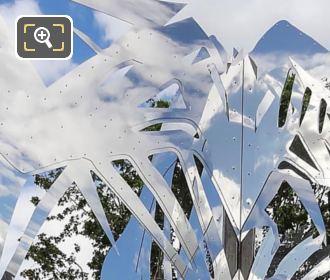 Arbre V Sculpture By Daniel Hourde