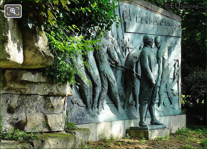 RHS Monument A La Amiral De Grasse
