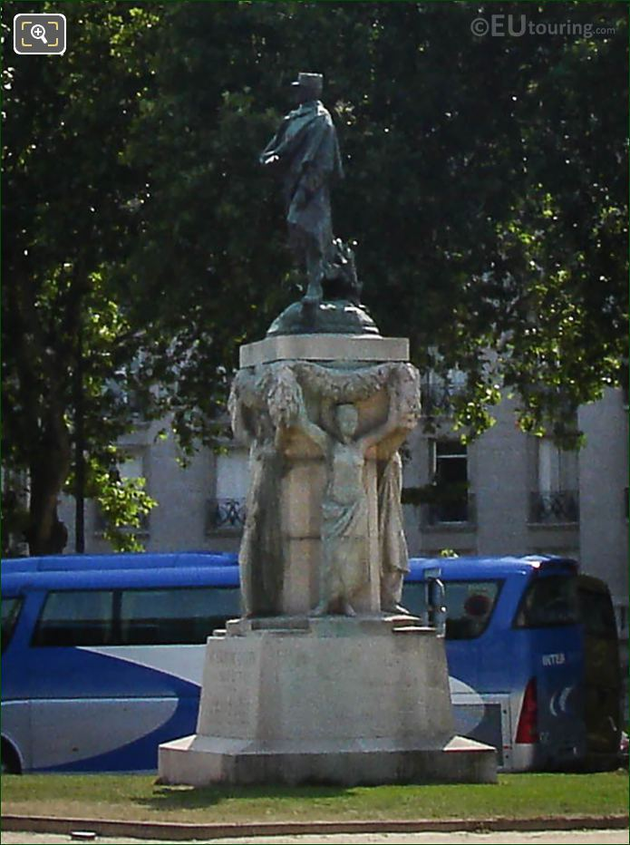 Place Vauban Monument Du Marechal Gallieni