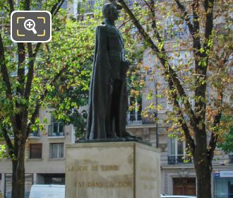 Bronze Statue Of Hubert Lyautey Paris