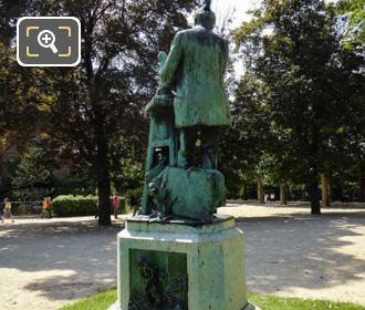 Emmanuel Fremiet Statue By Henri Greber