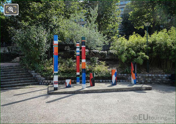 Musee De La Sculpture En Plein Air Two Spaces