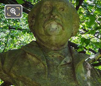 Ferdinand Fabre Bust By Laurent Marqueste